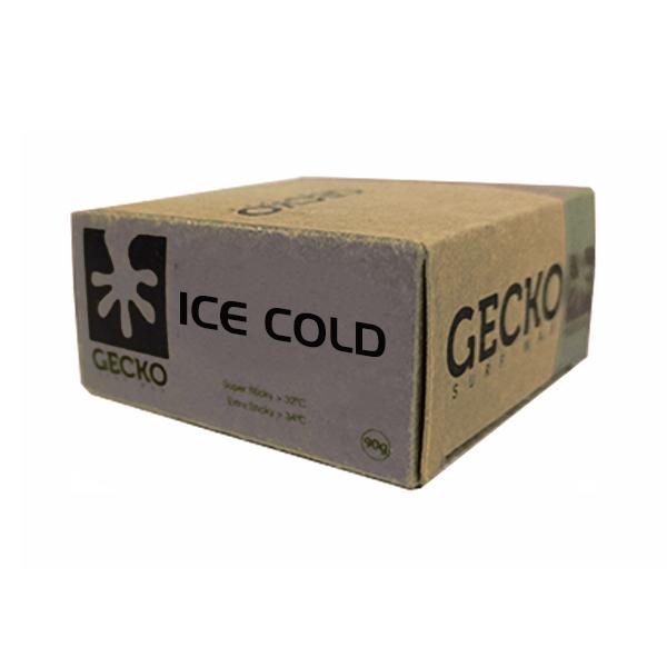 gecko surf wax ice cold